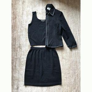 St. John 3-pc Knit Suit